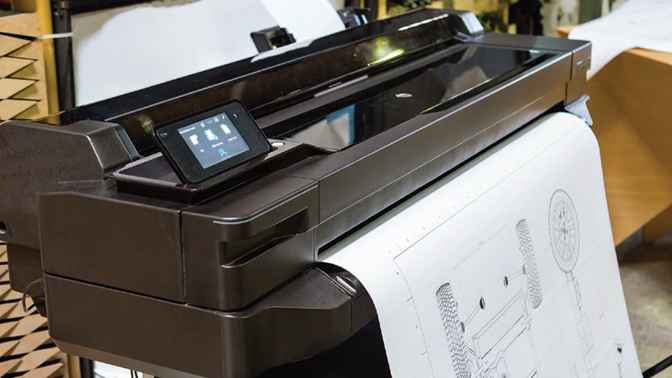 FB City Car HP Designjet T520 caso practico