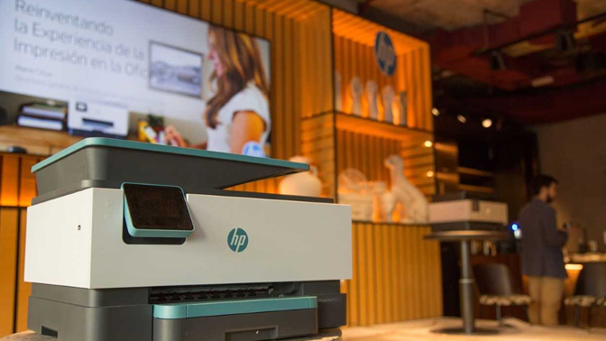 HP OfficeJet Pro evento