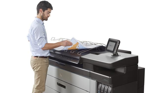 HP PageWide XL 3900
