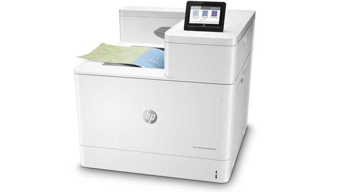 HP Color LaserJet Managed E85055